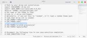 Instalar y configurar ZSH | Fedora 28
