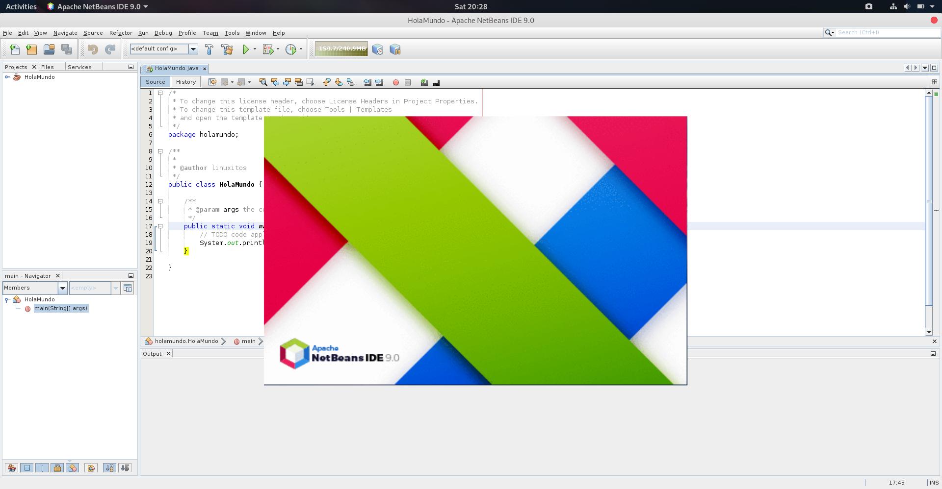 Instalar Incubating Netbeans 9.0 | Fedora 29
