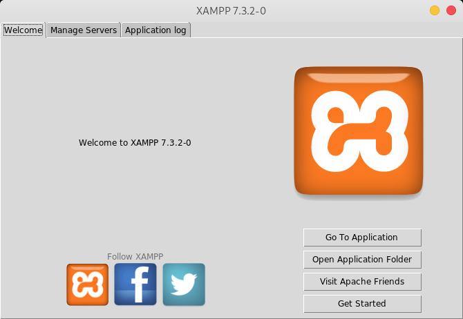 Instalar XAMPP 7.3.2 | Fedora 29