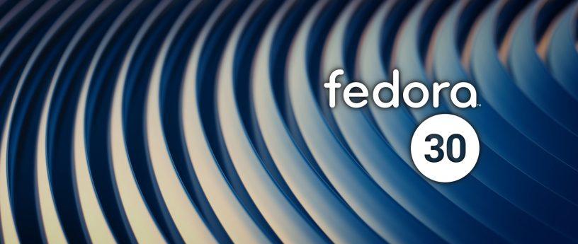 ¿Qué hacer después de instalar Fedora 30?
