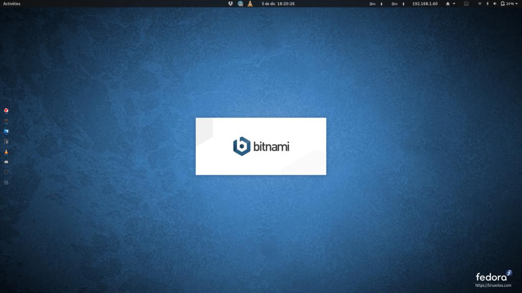 Instalar Xampp 8.0.0 | Fedora 33