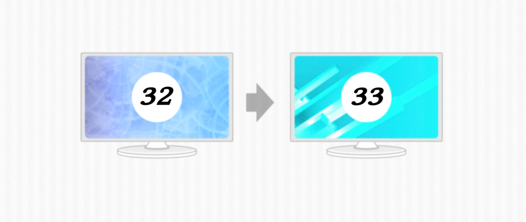 Actualizar Fedora 32 a 33