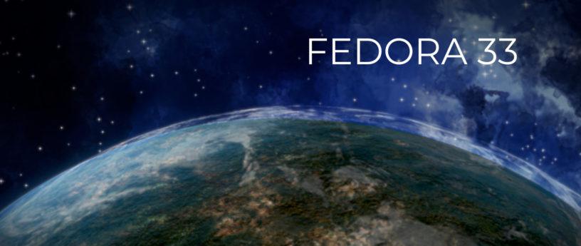 ¿Qué hacer después de instalar Fedora 33?