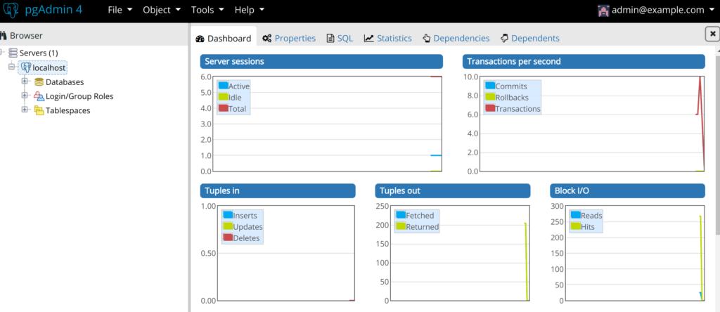 Instalar PostgreSQL 13   Fedora 32