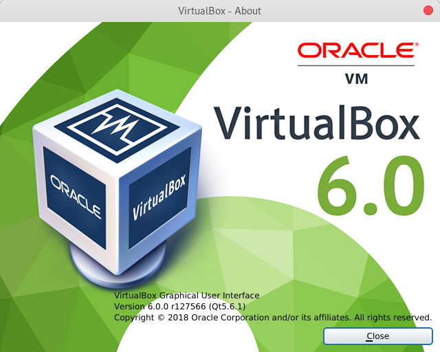 Instalar VirtualBox 6.0 | Fedora 29