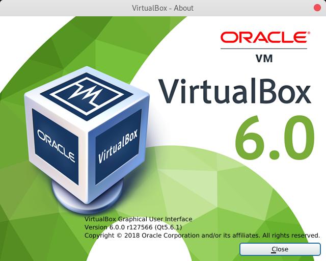 Instalar VirtualBox 6.0 | Fedora 29